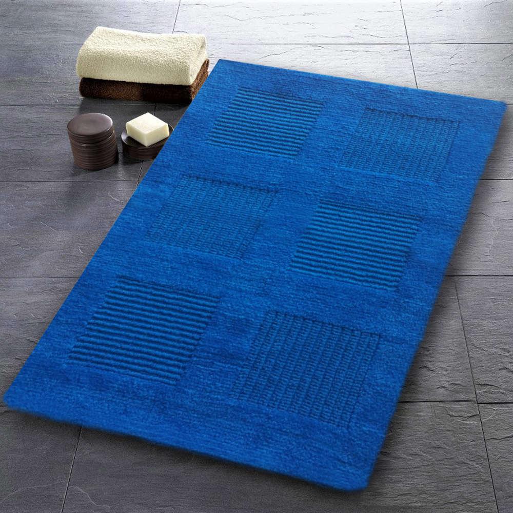 Χαλάκι Μπάνιου Window Μπλε Texi Large