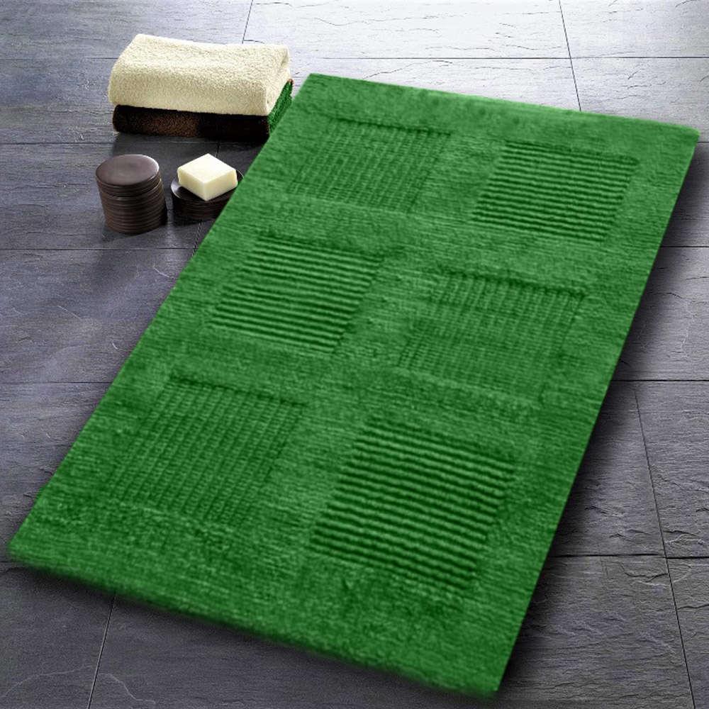 Χαλάκι Μπάνιου Window Πράσινο Texi Large