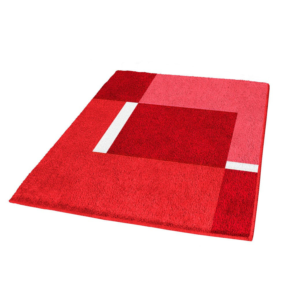 Πατάκι Μπάνιου Dakota 4598 Ruby Red Kleine Wolke Medium 60x90cm