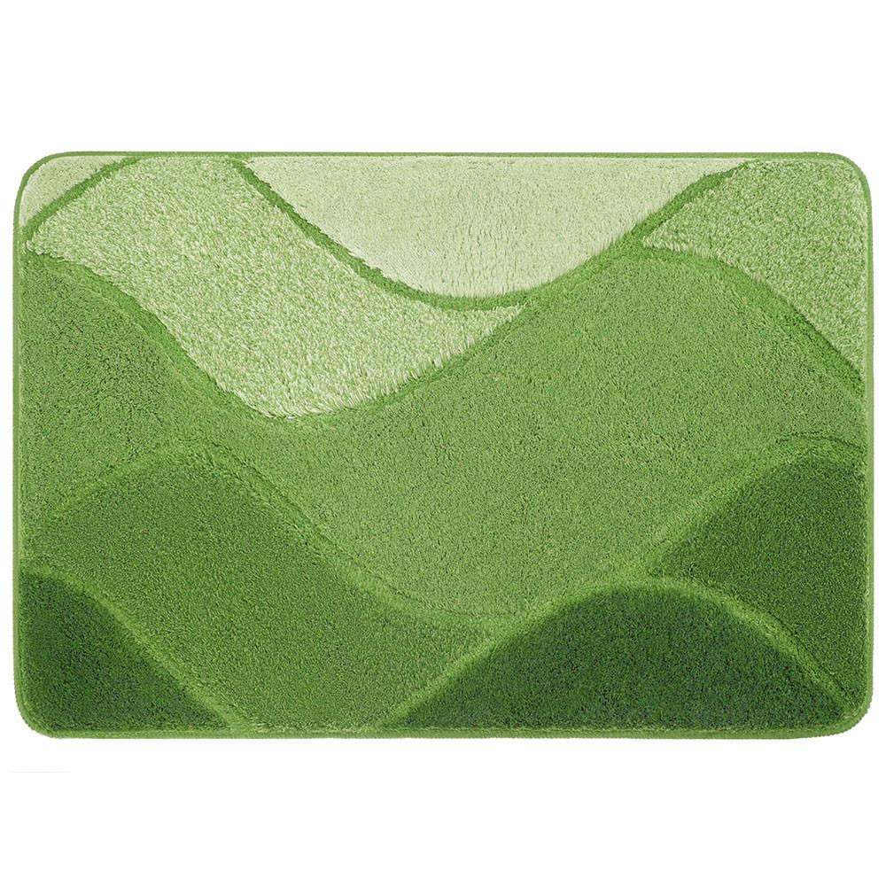 Πατάκι Μπάνιου Fiona 9128 Thistel green Kleine Wolke Small