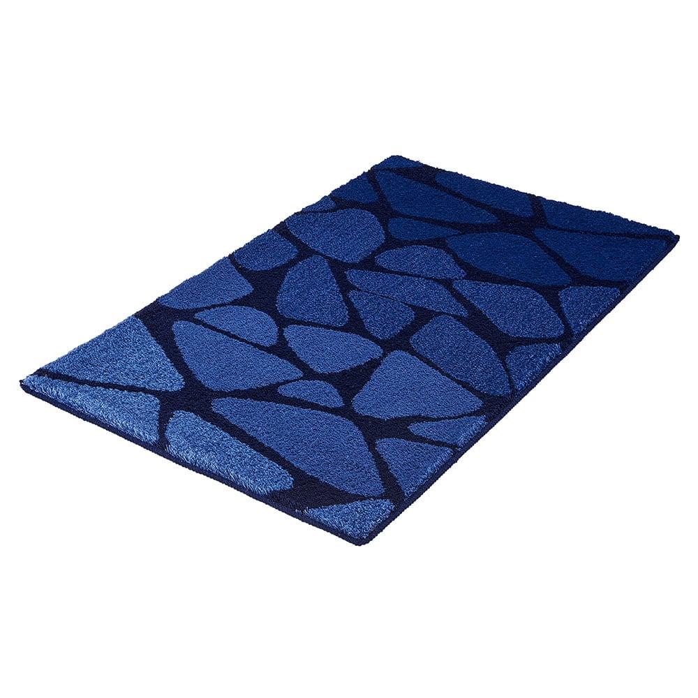 Πατάκι Μπάνιου Inspire 4085 Dark Blue Kleine Wolke X-Large