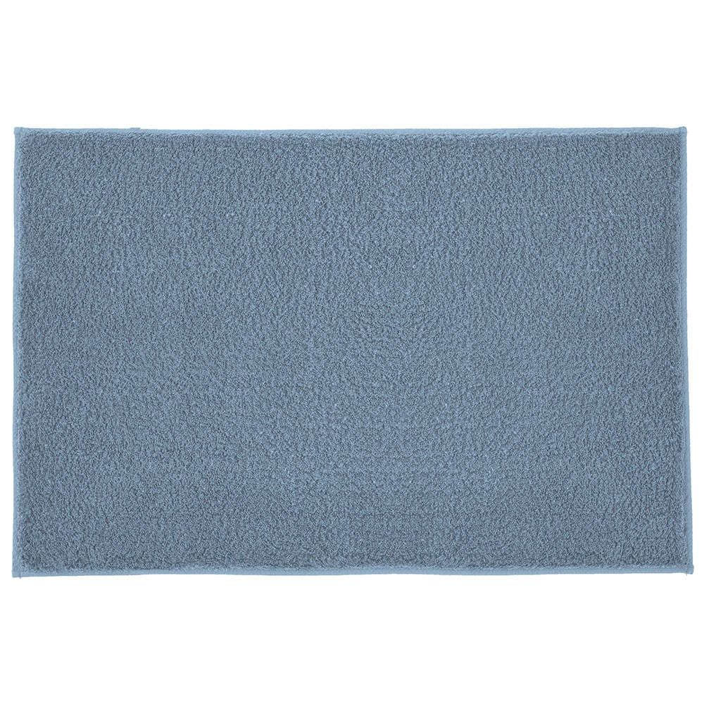 Πατάκι Μπάνιου Kansas 4018 Azure Blue Kleine Wolke XX-Large