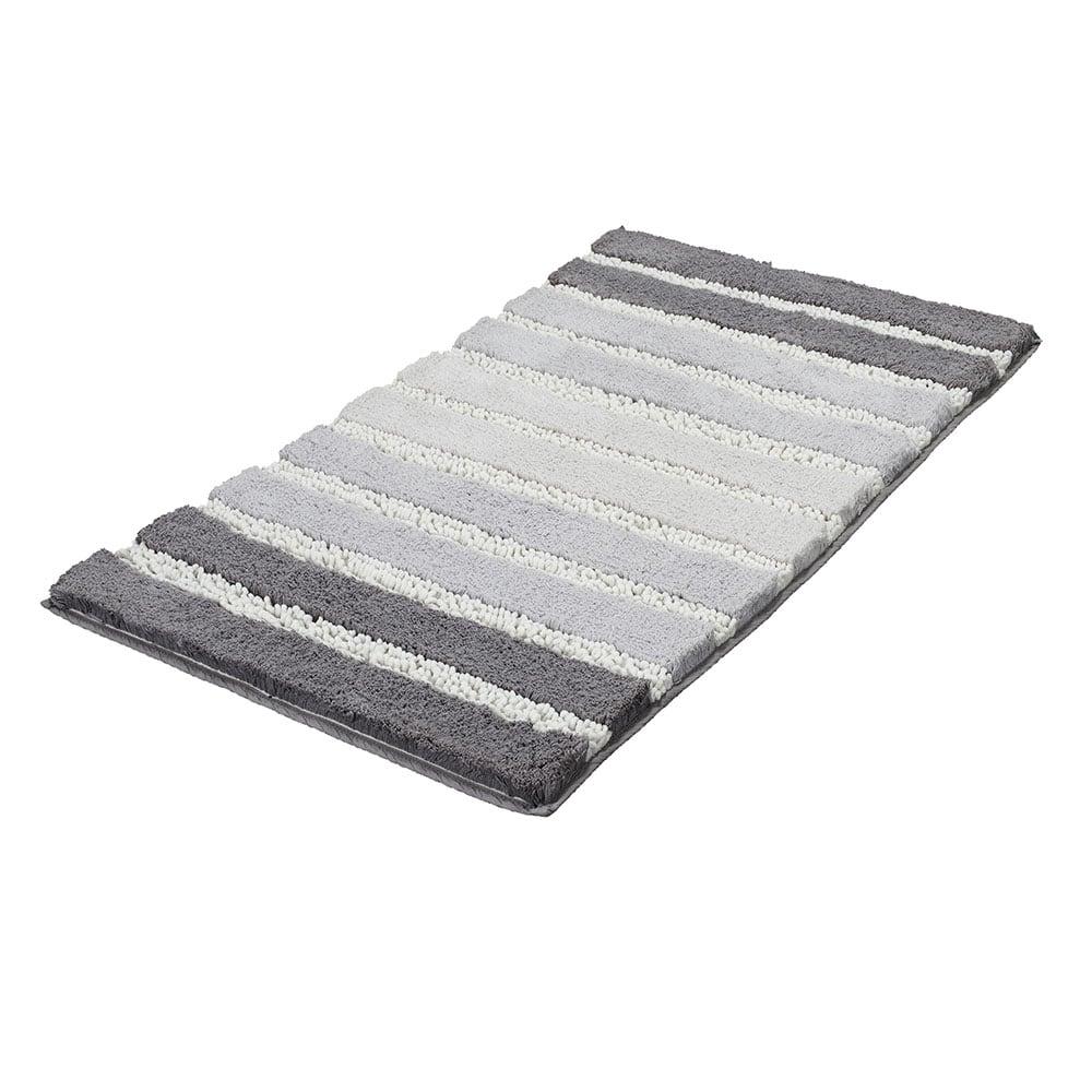 Πατάκι Μπάνιου Phoenix 4045 Silver Grey Kleine Wolke Medium