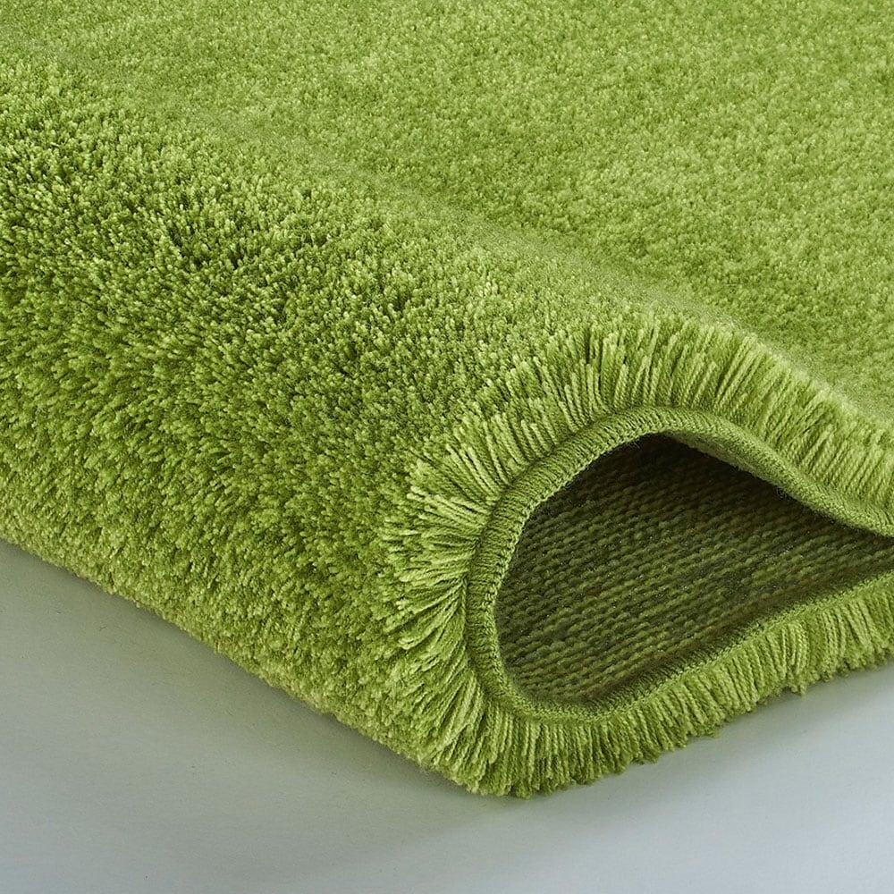 Πατάκι Μπάνιου Relax 5405 Round Kiwi Green Kleine Wolke Medium