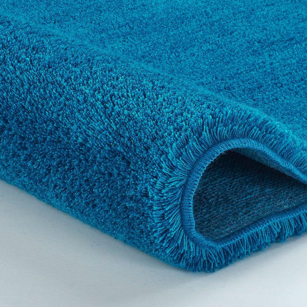 Πατάκι Μπάνιου Relax 5405 Round Pacifique Blue Kleine Wolke Medium