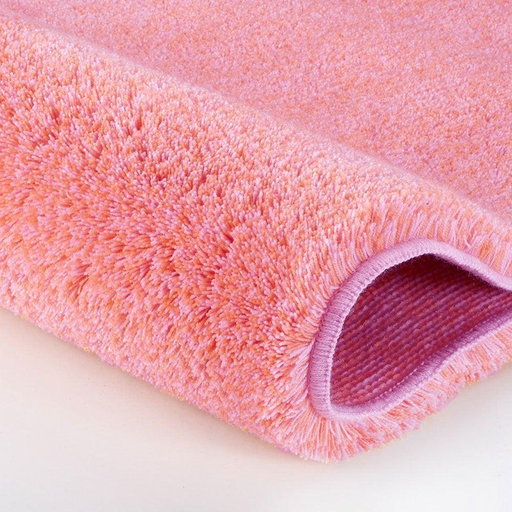 Πατάκι Μπάνιου Relax 5405 Round Pastell Rose Kleine Wolke Medium