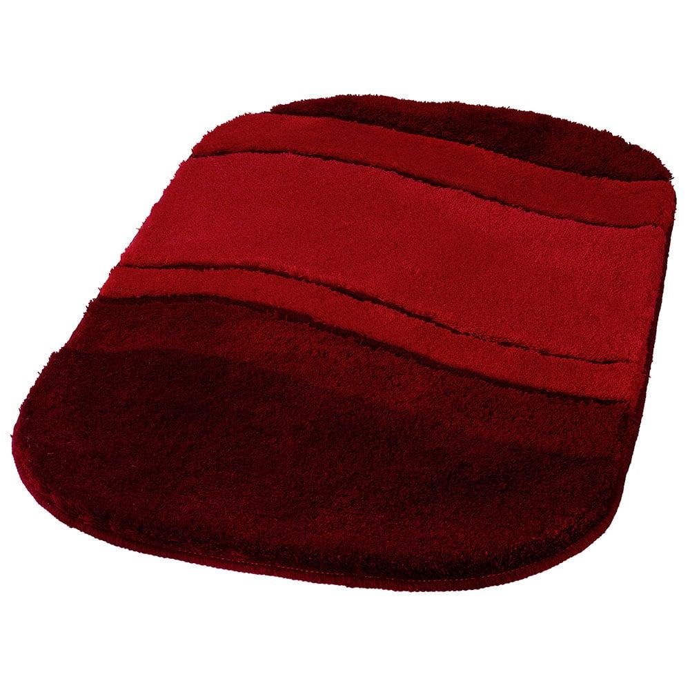 Πατάκι Μπάνιου Siesta 5476 Ruby Red Kleine Wolke Medium