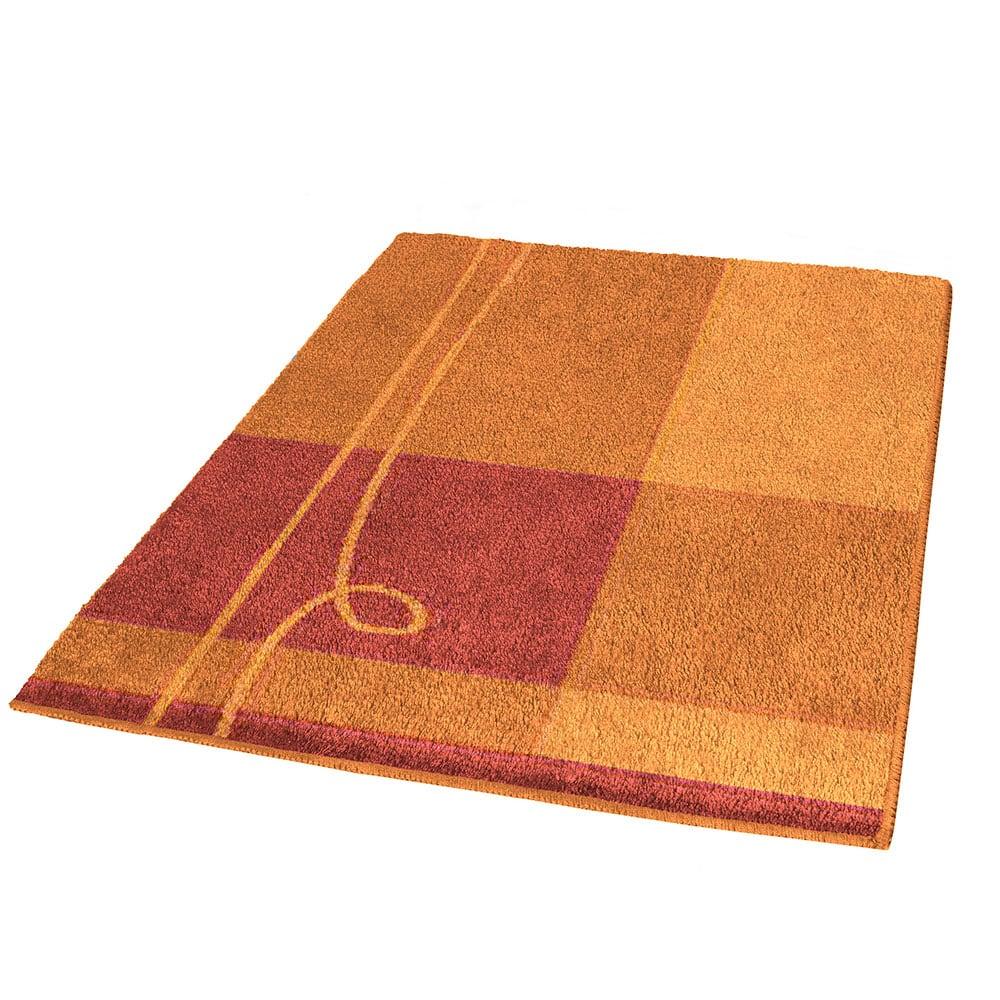 Πατάκι Μπάνιου Tivoli 4588 Orange Kleine Wolke Medium 60x90cm