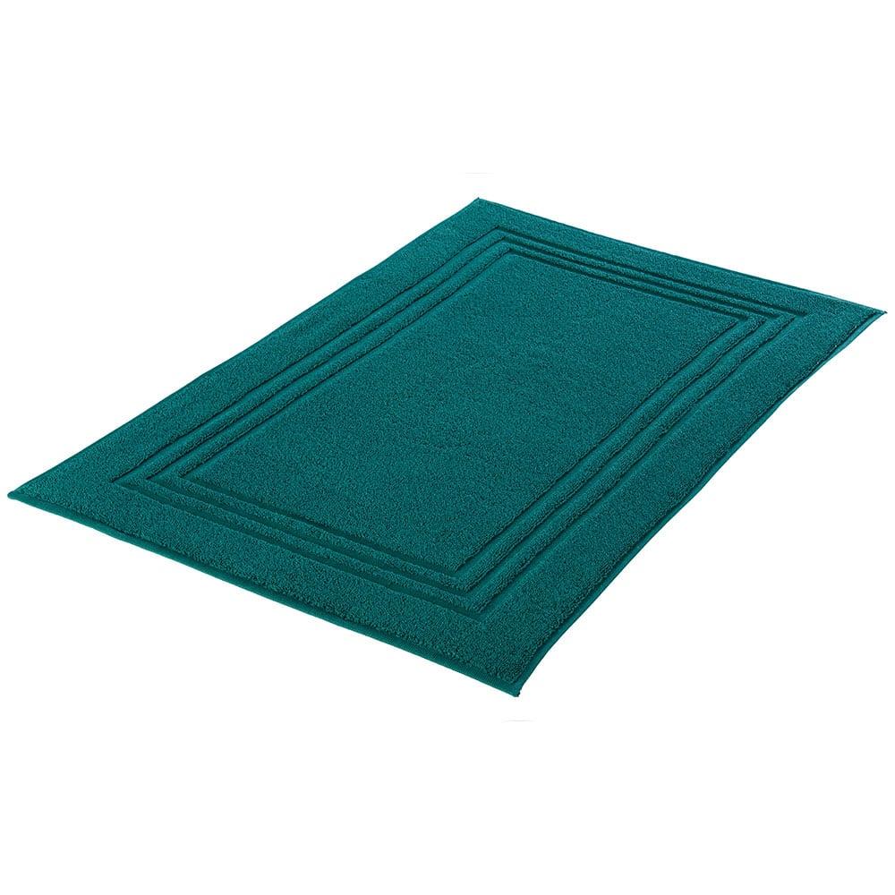 Πατάκι Μπάνιου Πετσετέ Lodge 3009 Smaragd Kleine Wolke Medium