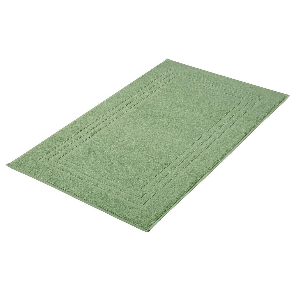 Πατάκι Μπάνιου Πετσετέ Lodge 3009 Light Green Kleine Wolke Medium