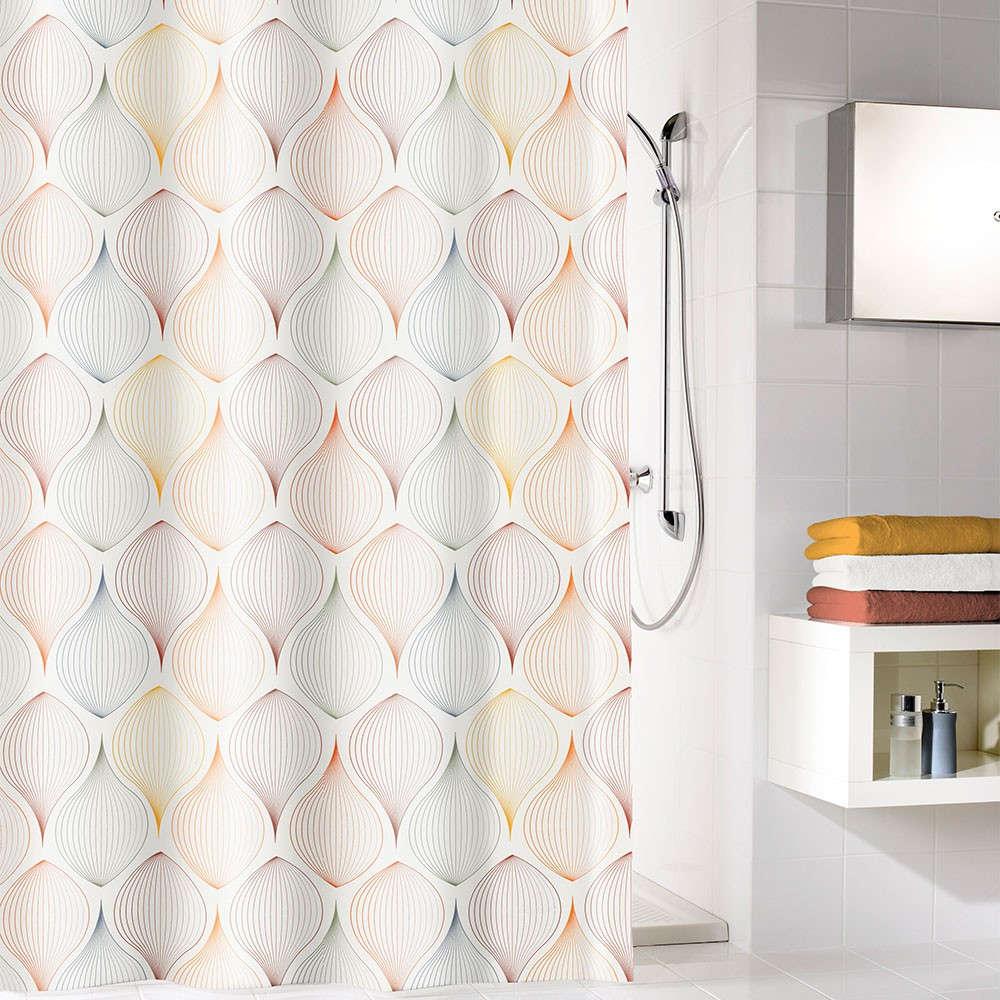 Κουρτίνα Μπάνιου Magic 5963 Multicolor Kleine Wolke Φάρδος 180cm