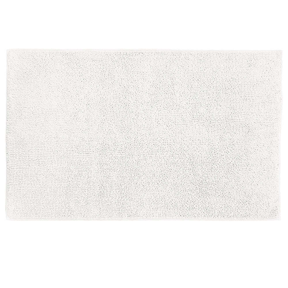 Πατάκι Μπάνιου Chrissy 9146 White Kleine Wolke Medium