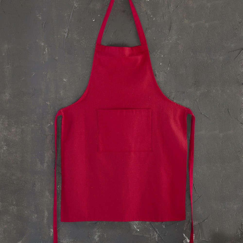 Ποδιά Taste Red Ρυθμός 60x80cm