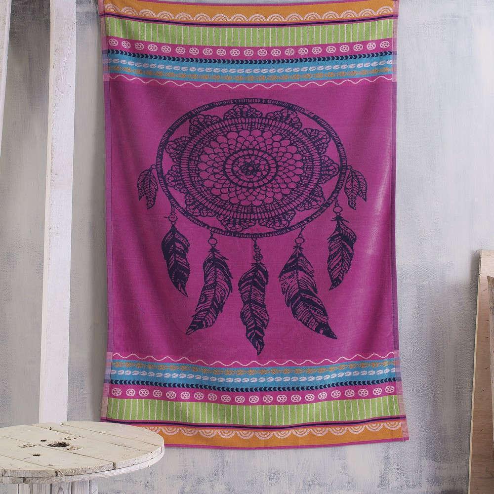 Πετσέτα Θαλάσσης Suga Multi Ρυθμός Θαλάσσης 85x165cm