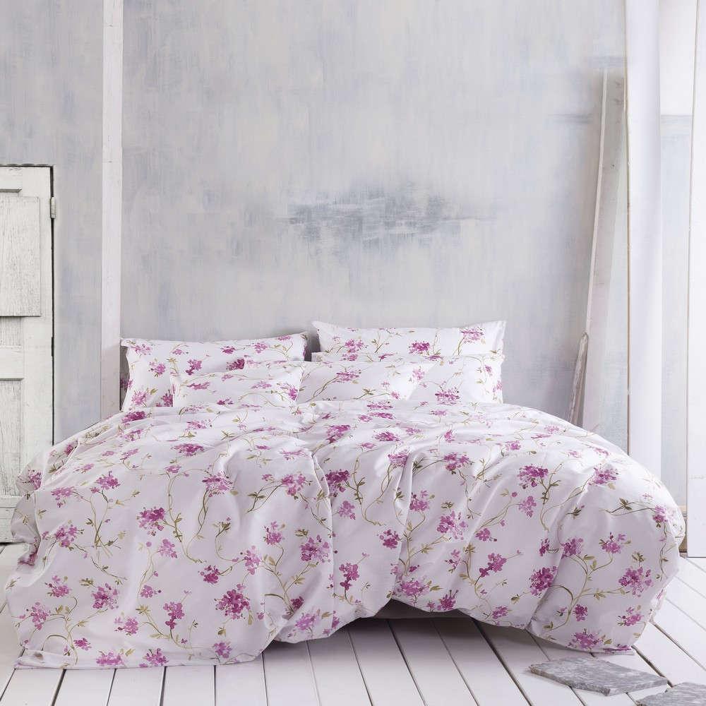Σεντόνια Με Λάστιχο Σετ 3τμχ Next Colette Pink Ρυθμός Μονό 105x205cm