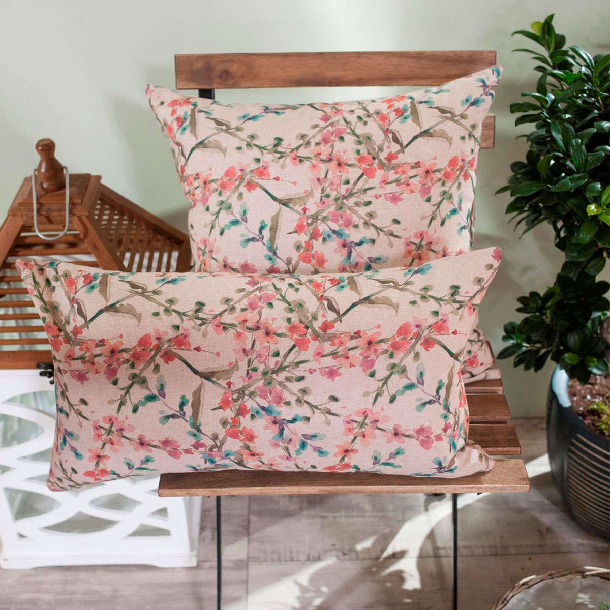 Μαξιλαροθήκη Διακοσμητική Rimini Teoran 30Χ50 Βαμβάκι-Polyester