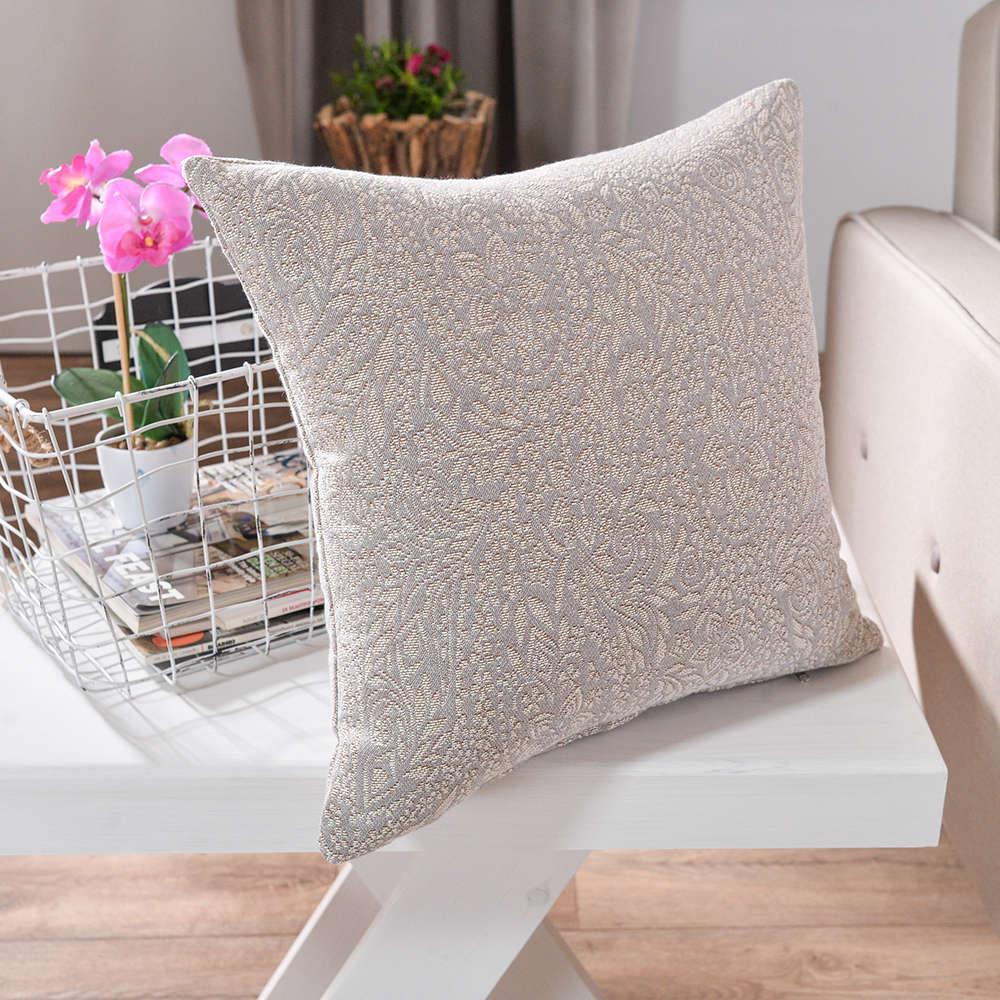 Μαξιλαροθήκη Διακοσμητική Macerata 11 Brown Teoran 45X45 Βαμβάκι-Polyester