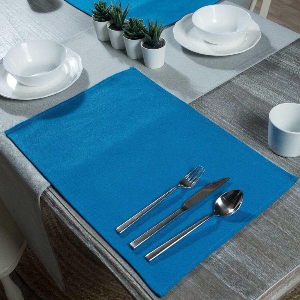 Σουπλά Chroma Σετ 2τμχ 05 Blue Teoran 35x50cm