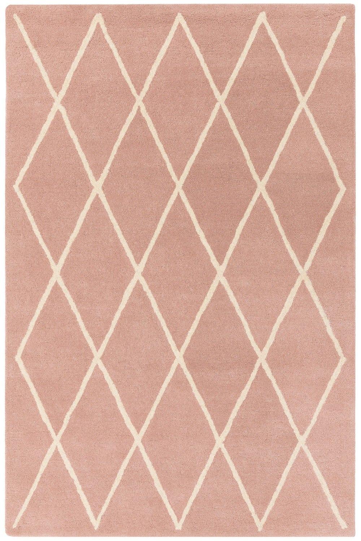 Χαλί Albany Diamond Pink Asiatic London 140X200