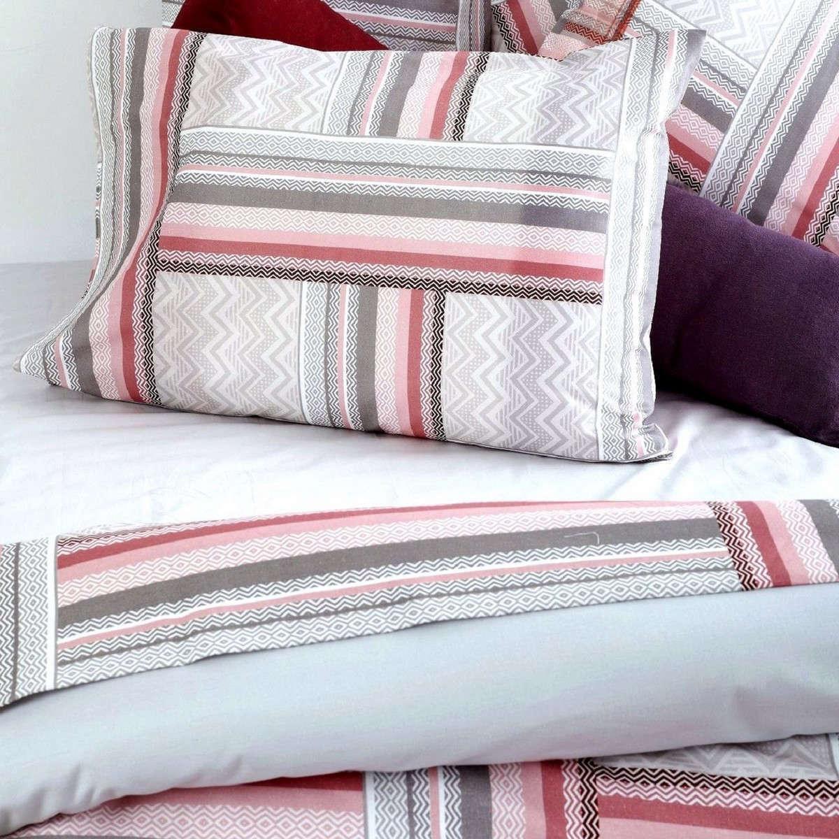 Μαξιλαροθήκες Σετ 2τμχ Onyx Pink Sb Home 50Χ70 50x70cm