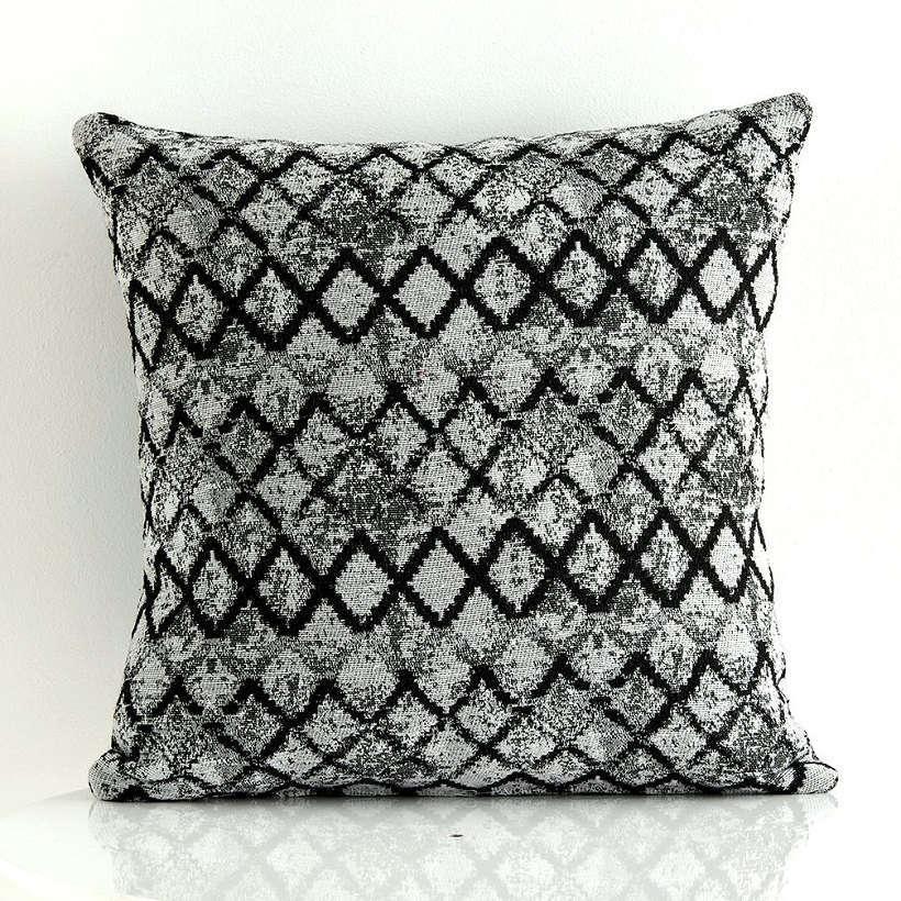 Μαξιλαροθήκη Διακοσμητική Nice Black Sb Home 45X45 Βαμβάκι-Polyester