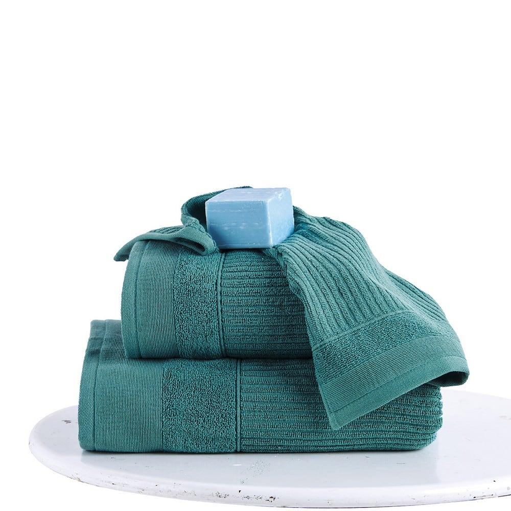 Πετσέτα Thomas Petrol Sb Home Προσώπου 50x90cm