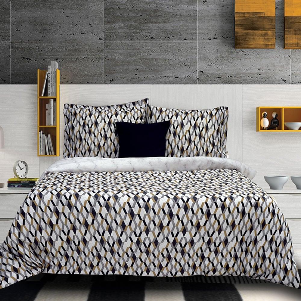 Κουβερλί Gold Denise Sb Home Υπέρδιπλo 240x260cm