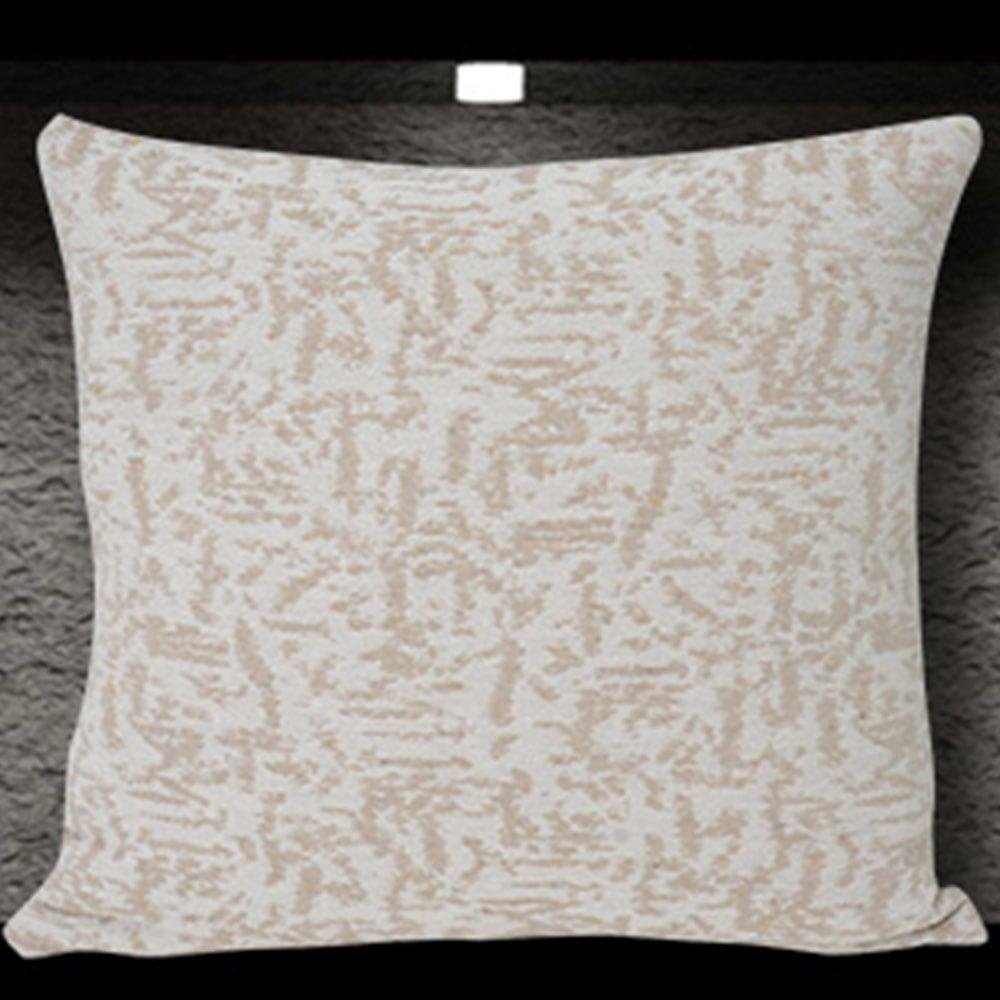 Μαξιλαροθήκη Διακοσμητική Lillian Cream Sb Home 40Χ40 Βαμβάκι-Polyester