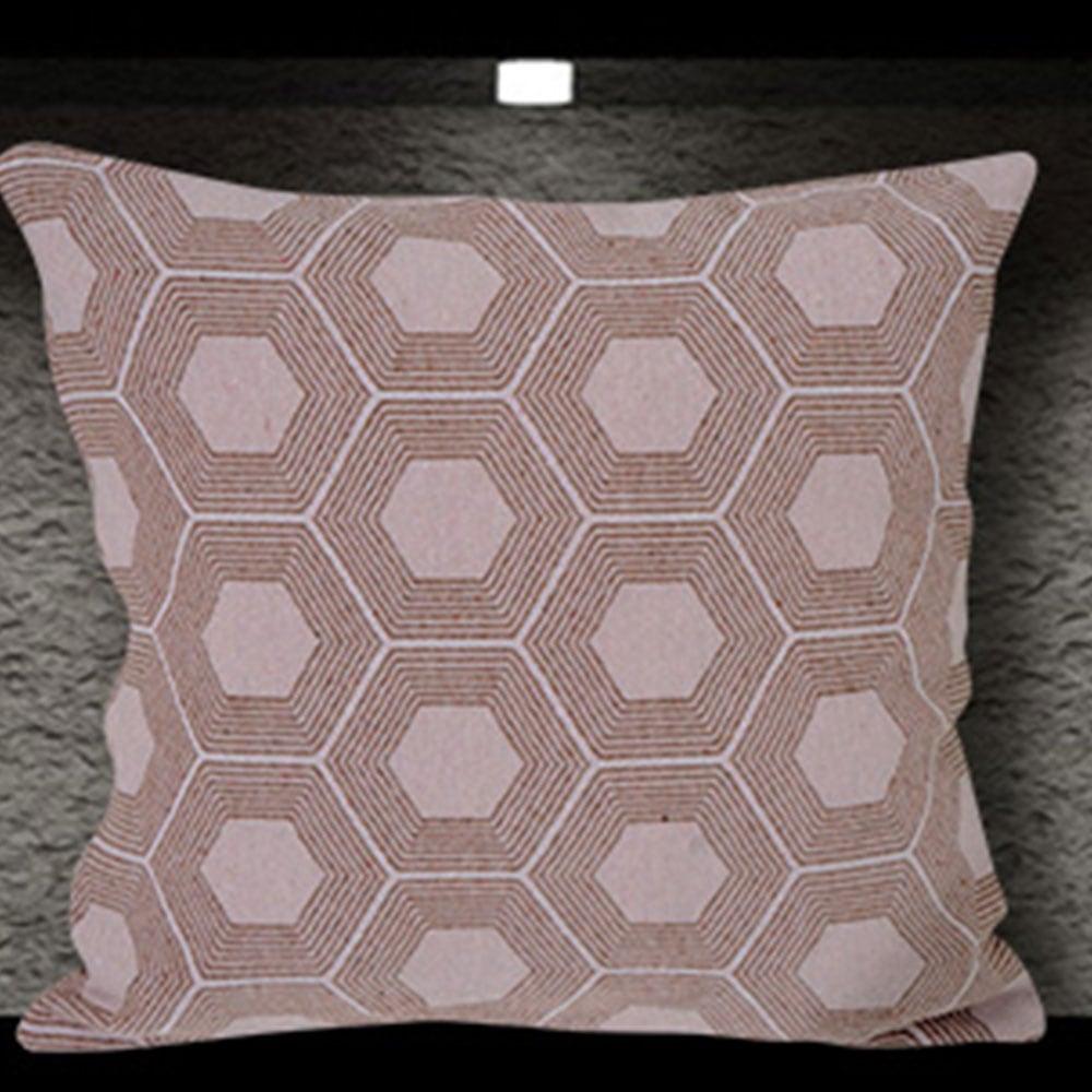 Μαξιλαροθήκη Διακοσμητική Linda Dusty Sb Home 40Χ40 Βαμβάκι-Polyester