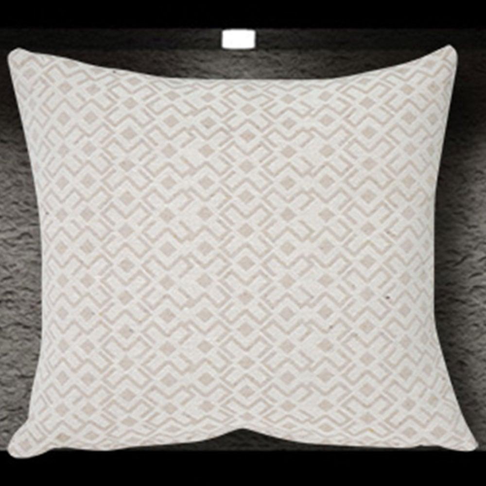 Μαξιλαροθήκη Διακοσμητική Marsela Cream Sb Home 40Χ40 Βαμβάκι-Polyester