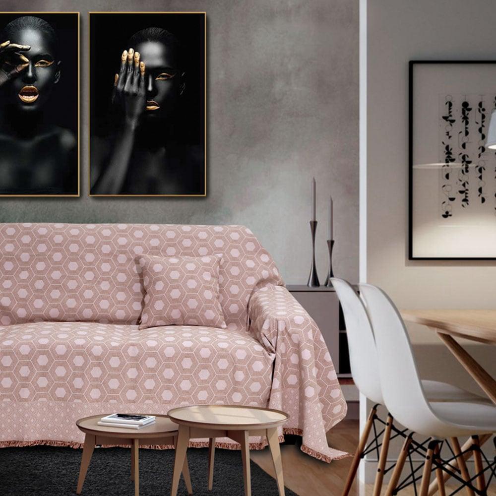 Ριχτάρι Linda Dusty Sb Home Διθέσιο 180x240cm