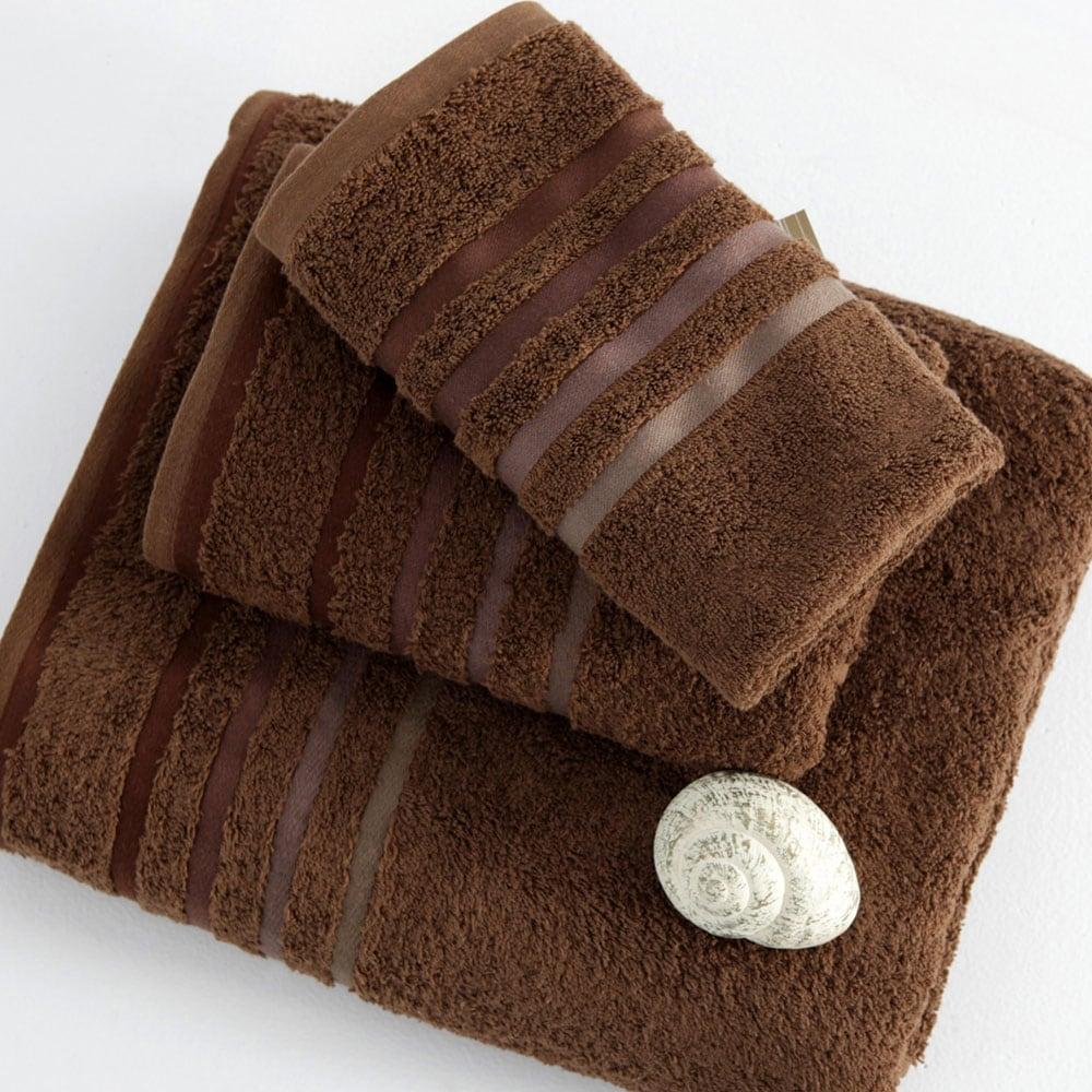 Πετσέτα Selection Bath Choco Sb Home Σώματος