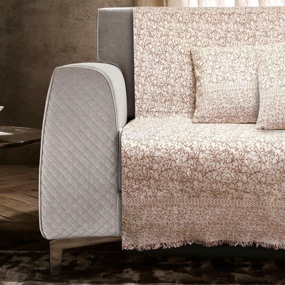 Μαξιλαροθήκη Διακοσμητική Marion Beige Sb Home 40Χ40 Βαμβάκι-Polyester
