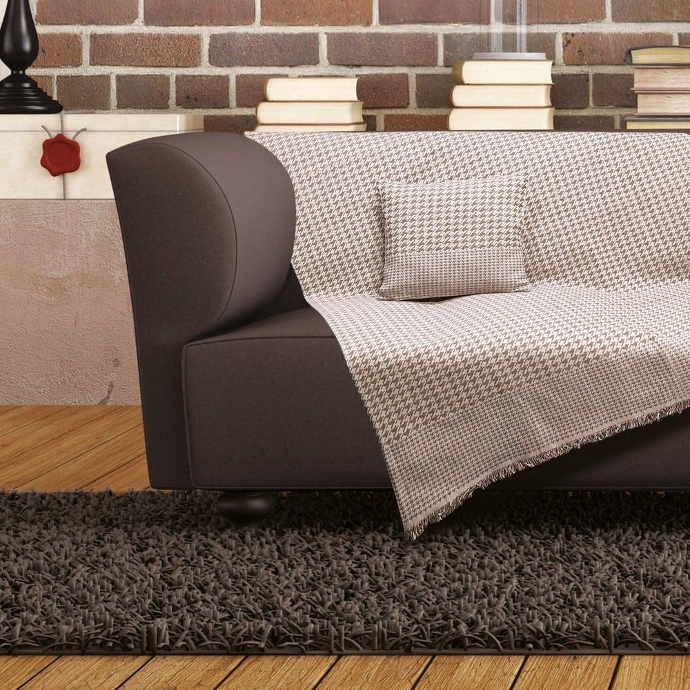 Μαξιλαροθήκη Διακοσμητική Norman Beige Sb Home 40Χ40 Βαμβάκι-Polyester