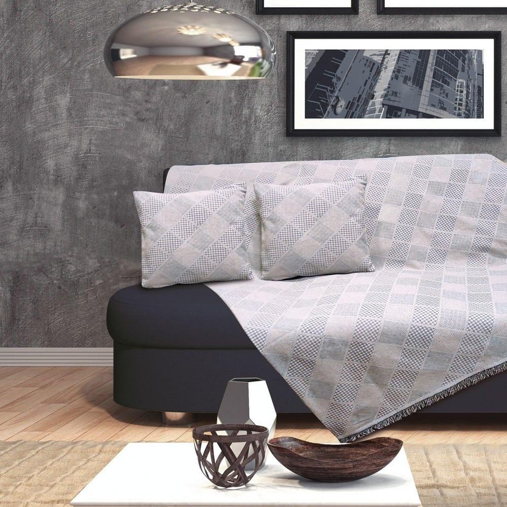 Μαξιλαροθήκη Διακοσμητική Orlando Petrol Sb Home 40Χ40 Βαμβάκι-Polyester