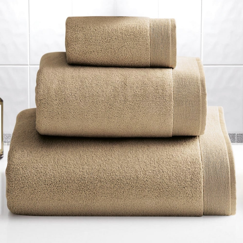 Πετσέτα Elegante Beige Sb Home Προσώπου 50x100cm