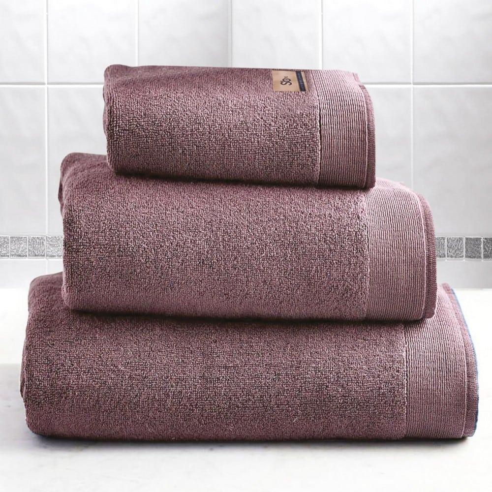 Πετσέτα Elegante Lila Sb Home Χεριών 40x60cm