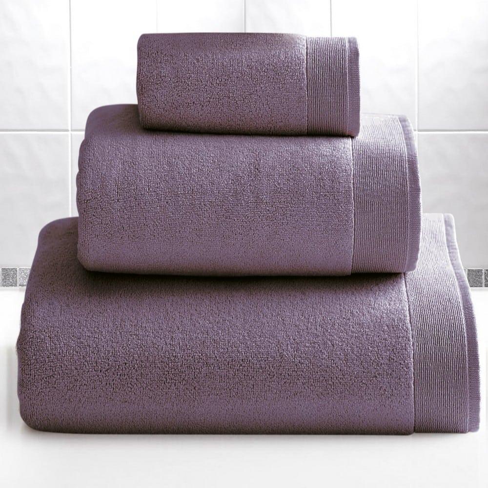 Πετσέτα Elegante Violet Sb Home Προσώπου 50x100cm