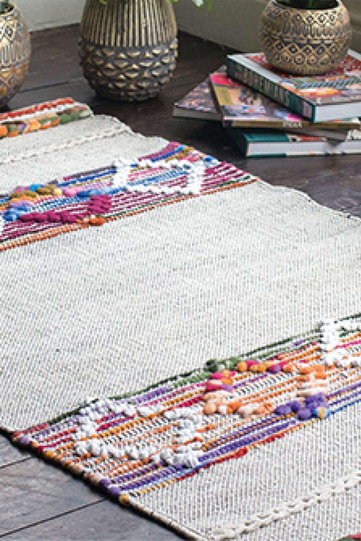 Χαλί Fleece NAR16123 Φυσικό 70X150