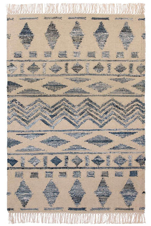 Χαλί Inca Tribal Κιλίμι NAR10324 Φυσικό 70X150