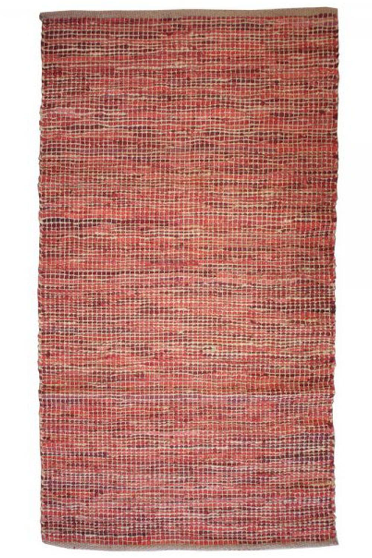 Χαλί NAR635RD Red 70X150
