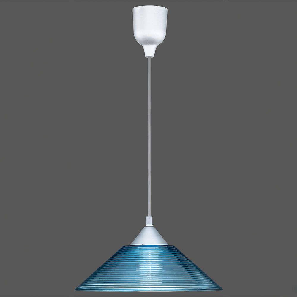 Φωτιστικό Οροφής Diego 301400112 Ø30x125cm Blue Trio Lighting