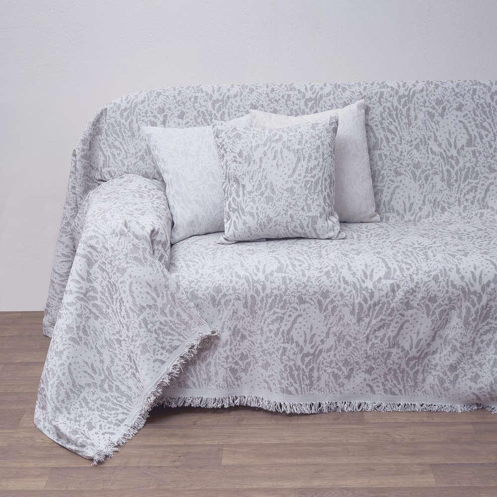 Μαξιλάρι Διακοσμητικό (Με Γέμιση) 3013 Linen Viopros 45X45 Βαμβάκι-Polyester
