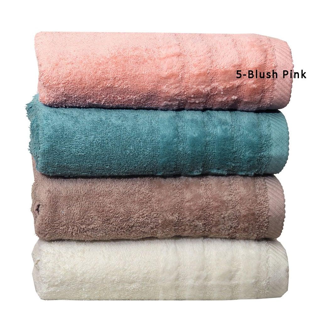 Πετσέτα Spa 5 Blush Pink Anna Riska Σώματος 70x140cm