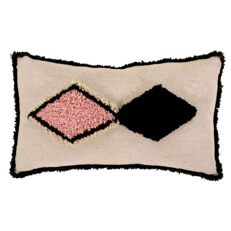 Μαξιλάρι Διακοσμητικό (Με Γέμιση) Ορθογώνιο Assa LΟR-SC-ΑSSΑ-LΙΝΕΝ Linen Lorena Canals 30Χ50 100% Βαμβάκι