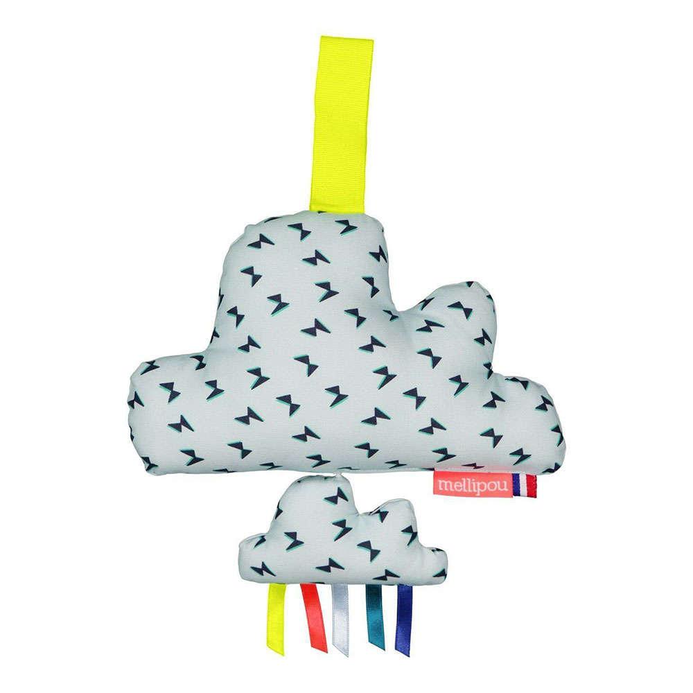 Μαξιλάρι Παιδικό Διακοσμητικό Μουσικό Συννεφάκι Morrisson ΜΕL454202 Με Μελωδία Amélie Poulain Mellip 20Χ50