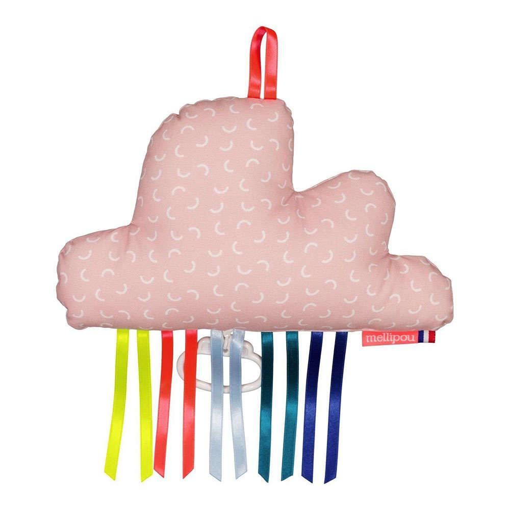 Μαξιλάρι Παιδικό Διακοσμητικό Μουσικό Σύννεφο Alanis ΜΕL454110 Με Μελωδία Amélie Poulain Mellipou 20Χ50