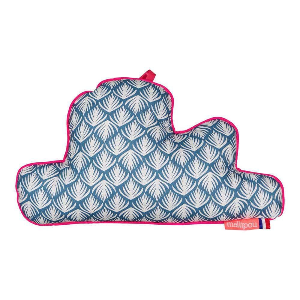 Μαξιλάρι Παιδικό Διακοσμητικό Μουσικό Σύννεφο Rplus ΜΕL454219 Με Bluetooth Mellipou 20Χ50