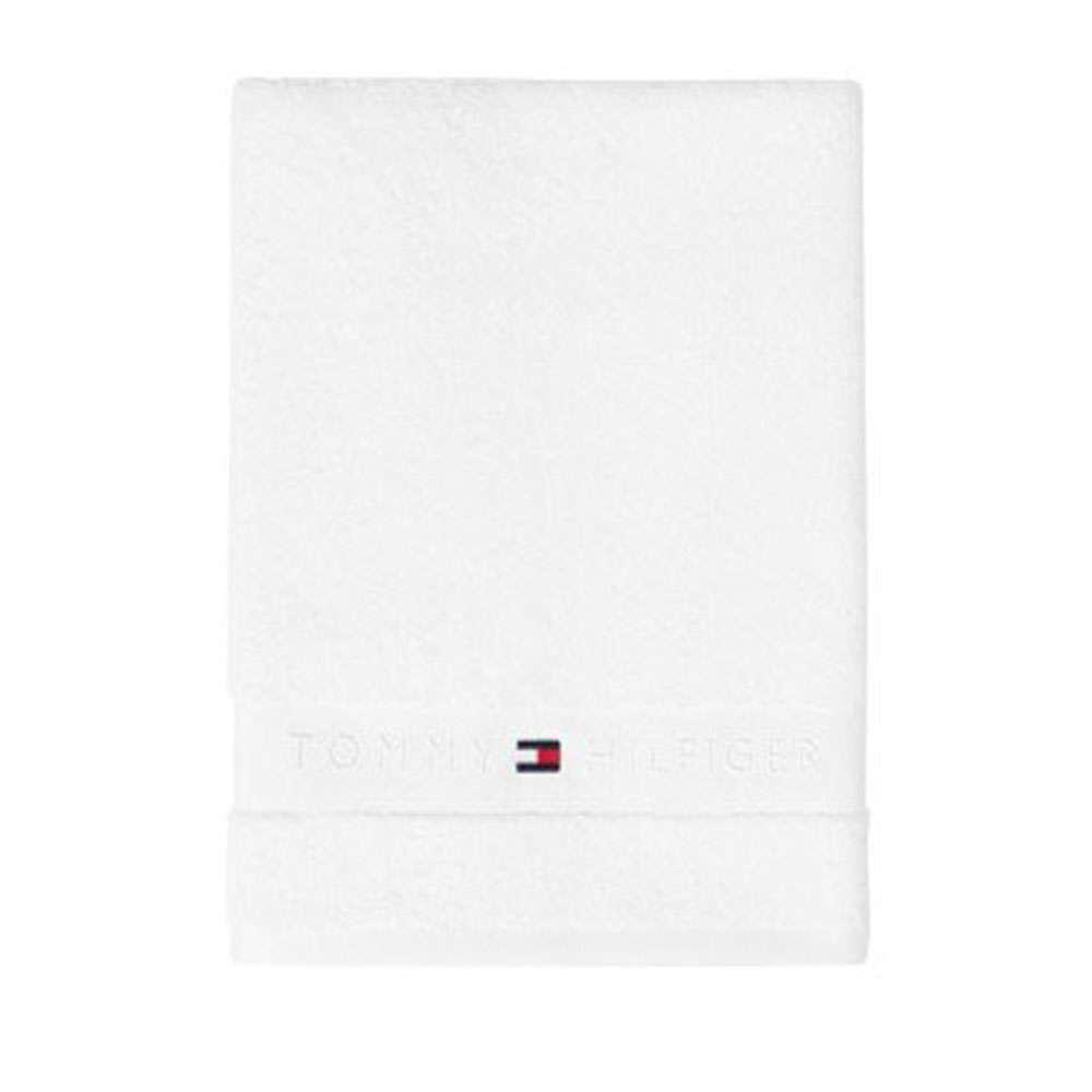 Πετσέτα Legend White Tommy Hilfiger Σώματος 100x150cm