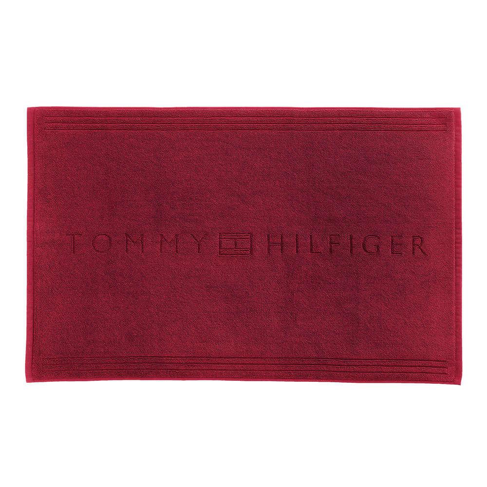 Ταπέτο Μπάνιου Legend Red Tommy Hilfiger Medium 50x80cm
